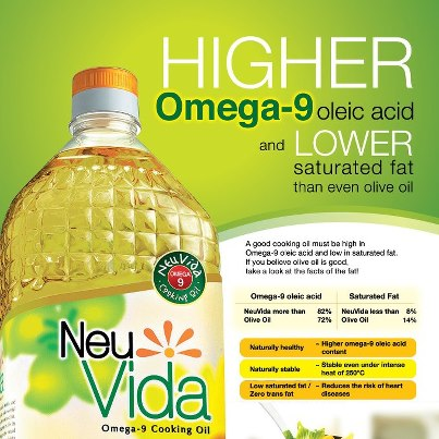 NeuVida Oil