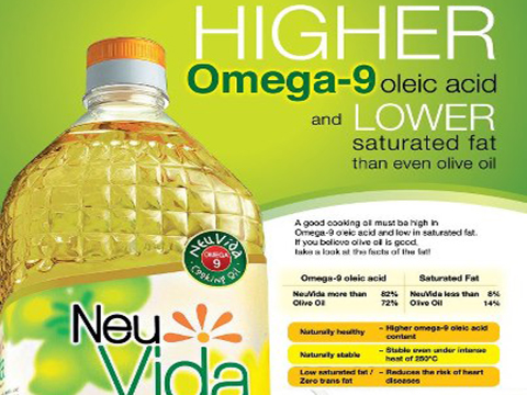 Neu Vida Oil's Advertisement Music